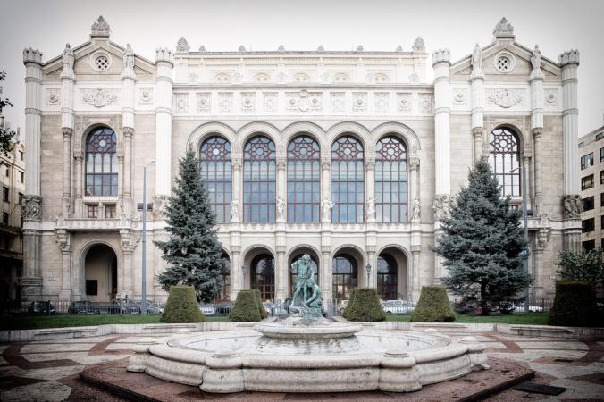 vigado concert hall budapest