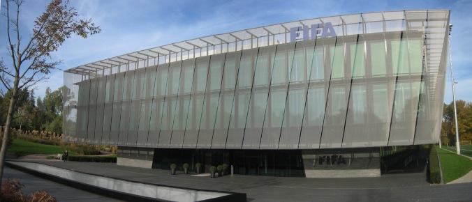 fifa headquarters zurich